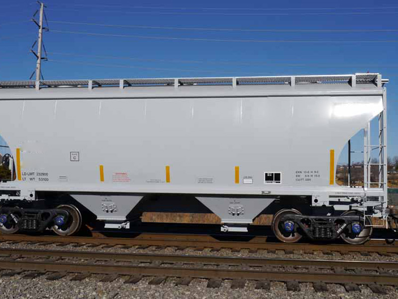 Sterling Rail Covered Hopper Wanted