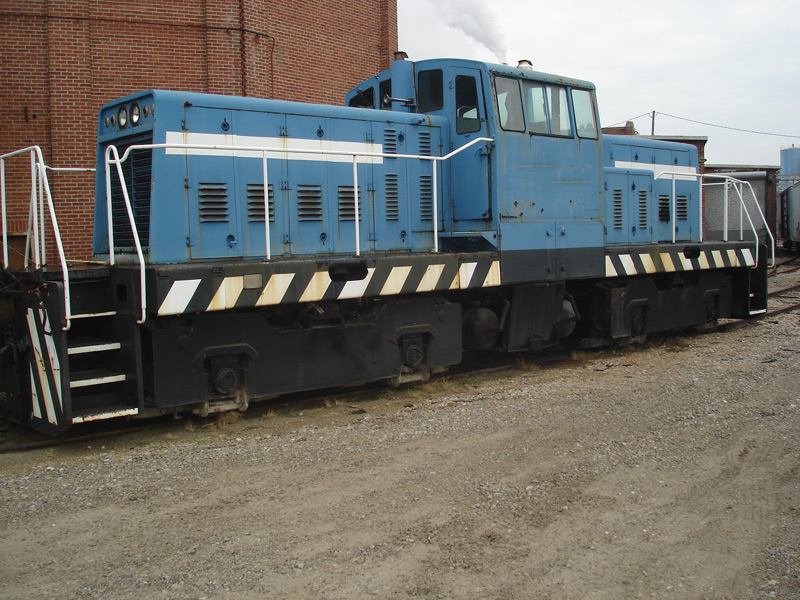 Sterling Rail - Buy and Sell Locomotives, Rail Cars, Railroad
