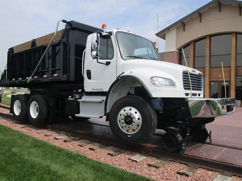 Used Railroad Trucks Readily Available! Cherokee Truck ...