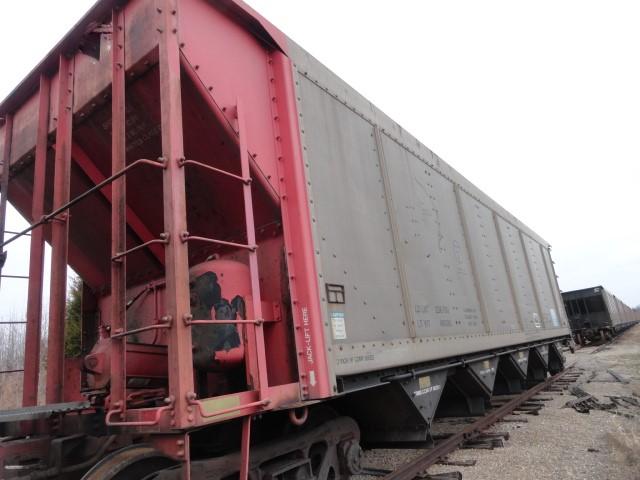 Sterling Rail - Open Top Hopper For Sale