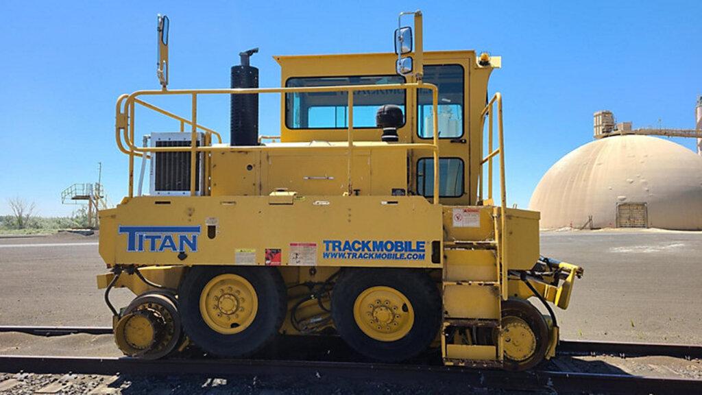 Railcar Mover